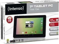 "@ Penny I  7"" Tablet Intenso Tab 734 I 1GB Ram, 2x1GHZ Dual Core, Android 4.2, 4Gb Speicher, 1024 x 600 Pixel"