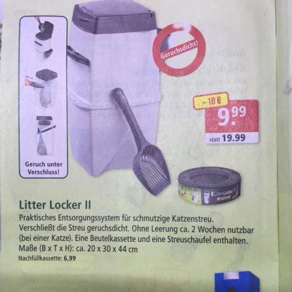 Litter Locker 2 bei Fressnapf für 9,99€