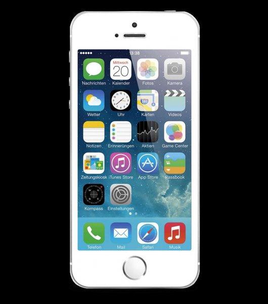 [smartkauf] iPhone 5S 16GB, Silber/Grau/Gold - wie neu