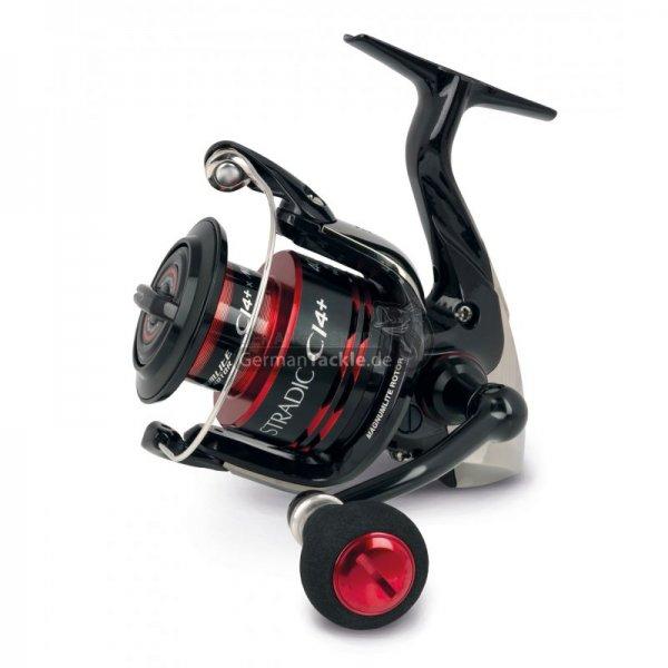 Für Angler - Shimano Stradic CI4+ 3000FA