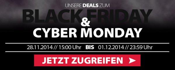 Für Angler -> Black Friday & Cyber Monday Deals