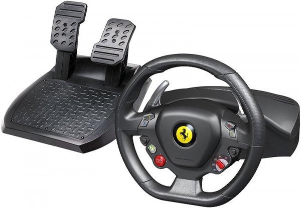Thrustmaster Ferrari 458 Italia Wheel (Xbox 360, PC) für 63,95 mit Gutscheincode