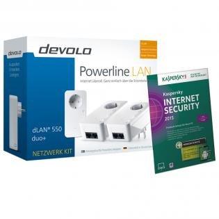 (Redcoon) Devolo 550 Duo+ Network Kit 79,90 Euro