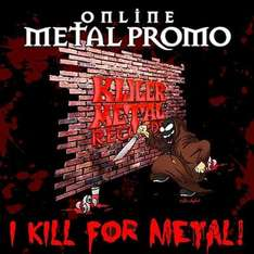 [Gratis-Sampler] I Kill For Metal! - Sampler