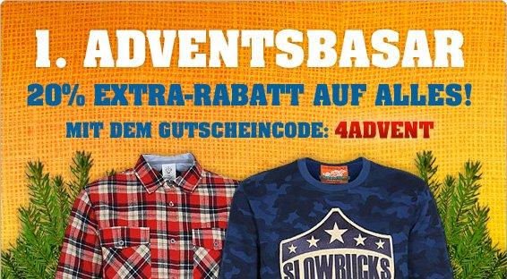 20% Extra-Rabatt auf Alles - auch auf Geschenkgutscheine - bei 4clever.de
