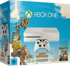 [Lokal Media Markt Essen] XBOX One weiß,  Sunset Overdrive Bundle