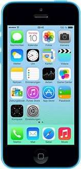 iPhone 5c Blau 8GB [MeinPaket/carbonphone)