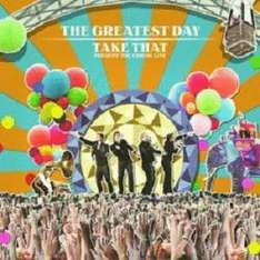 Take That - The Greatest Day:  Present The Circus Live (2 CDs) für ~2.27€ @bee