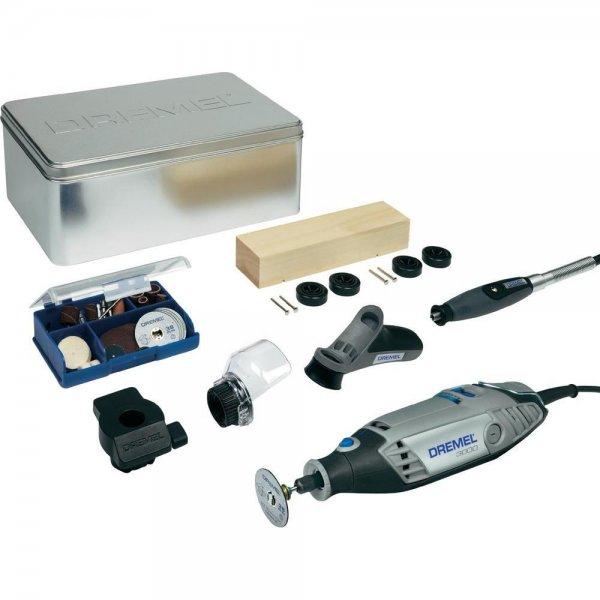DREMEL Multifunktionswerkzeug Multitool 3000-4/45 + 45 tlg. Zubehör Projekt-Box für 69.99