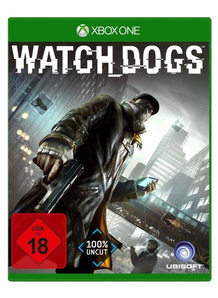 [OFFLINE] [Gamestop] Watchdogs (PS4, Xbox One, PS3, Xbox 360 und PC) für 30€