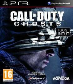 Call of Duty: Ghosts PS3 15,98€ SCHNÄPPCHEN