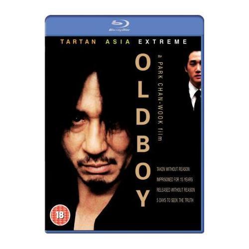 Oldboy BluRay für 7,49€ bei play.com