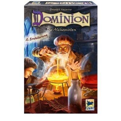 Dominion - Die Alchemisten - Hans im Glück - Kartenspiel - Erweiterung 14,99 EUR