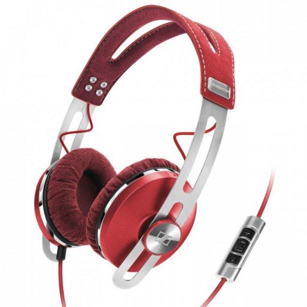 Sennheiser Momentum On-Ear (rot) für 87,99€ @Electronic4you
