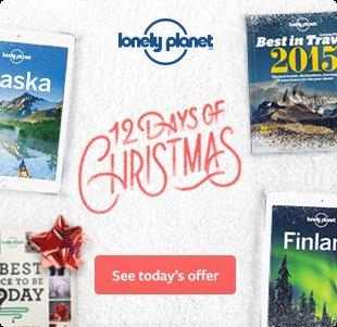 Alle Lonely Planet eBooks für je 5,95 Euro