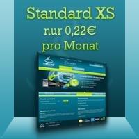 [netcup] Standard XS Webspace