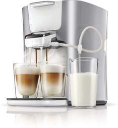 Philips Senseo HD7857/20 Latte Duo-Kaffeepadmaschine für 111€ @Amazon Cyber Monday ab 11:30