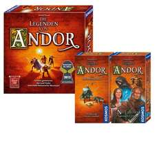 [amazon.de] Kosmos 971359 - Bundle - Die Legenden von Andor
