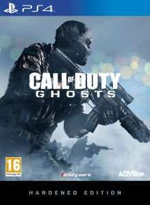 Call of Duty: Ghosts Hardened Edition (PS4) für 25,09€ @Zavvi.com