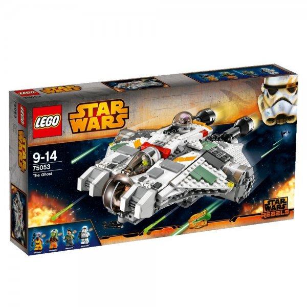 Lego bei Rossmann - z.B. 75053 (The Ghost) für 69,99€ oder Lego Technic 42023 Hot Rod für 19,99 (zusätzlich 10%-Gutschein möglich)