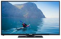 Telefunken D50F275I3C 127 cm (50 Zoll) LED-Backlight Fernseher, EEK A (Full HD, 600Hz CMP, DVB-C/T/S2, CI+, 2x HDMI, 2x USB, Smart TV, HbbTV, DLNA) schwarz Amazon Cyber Monday