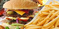 2x XL Burger + Pommes + All you can eat Salatbüffet & Wasserflat 16,50€ (Neukunde 14,50€) im Kemnater Hof in Ostfildern