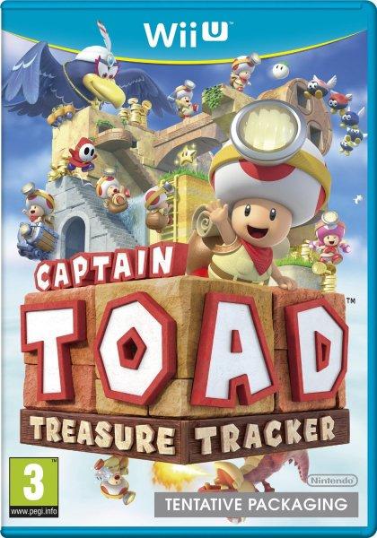 Captain Toad Treasure Tracker Wii U für 35,51€ @amazon.co.uk preorder