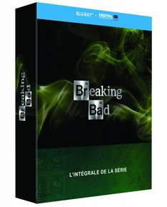 Breaking Bad - Die komplette Serie [Blu-ray] für 58,17€ @Amazon.fr