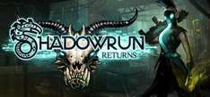 [Steam] Shadowrun Returns