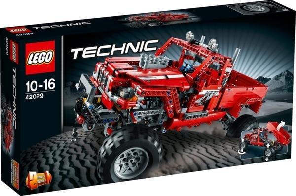 Alle LEGO Technic Deals (bis zu -44%) nach % Ersparnis mit WINTER20 Gutschein @Thalia.de