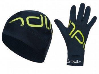 Odlo Set Giftpack Intensity (Fleece Mütze + Handschuhe) für 25€ @Bergfreunde
