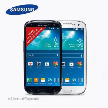Samsung Galaxy S III Neo Smartphone mit Android 4.4 für 179,-@ Aldi Nord Angebot ab 11.12.2014 – KW 50