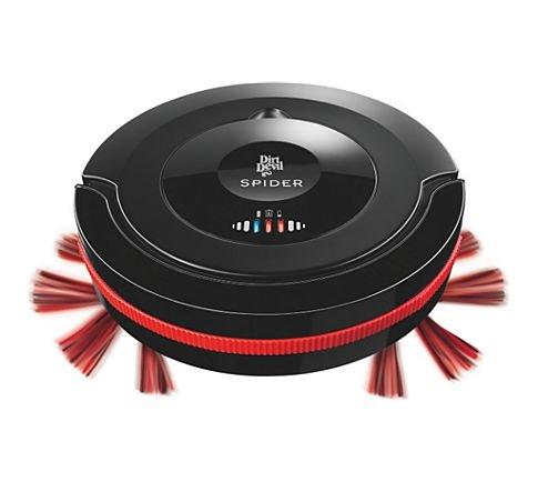 Dirt Devil Spider M 607 Robotersauger mitGutschein PLUS-WP5A-0212  für 80,70