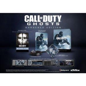 Call of Duty: Ghosts - Hardened Edition XBox360 PS3 @ Zavvi.com