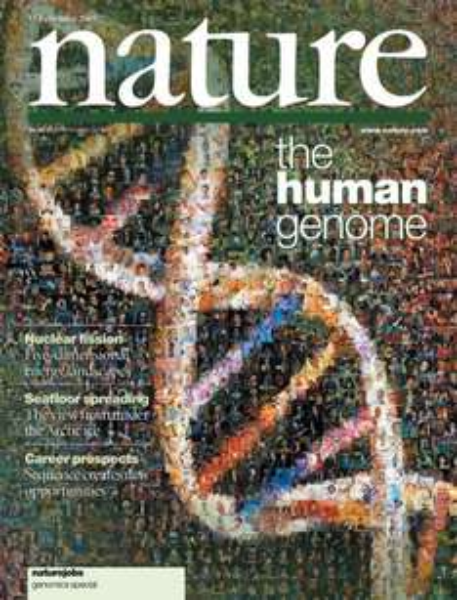 [Wissenschaft] Nature macht alle Artikel frei zugänglich!