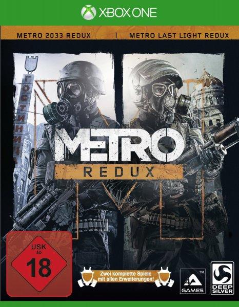 [XBL] Metro 2033 Redux & Metro Last Light Redux jeweils 13,39 Euro