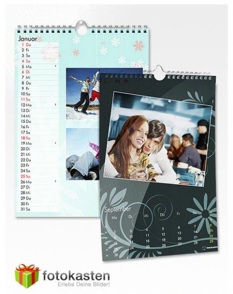 50% Rabatt auf Fotokalender