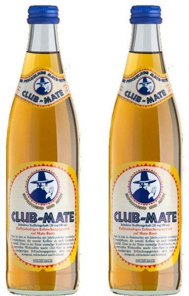 [LOKAL @Uni Düsseldorf] 2 Flaschen Club Mate GRATIS (etwas Aufwand nötig)