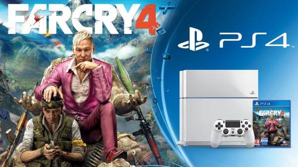 [Lokal?] PS4 in weiß + FarCry4 für 399€ bei Expert Hoffmann in Köln-Niehl