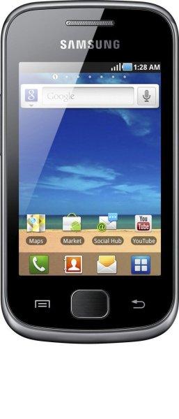 eBay: Samsung Galaxy Gio (S5660) Smartphone incl 2GB Speicherkarte @ 55,55 Euro inkl. Versand