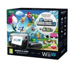 Wii U Mario Luigi / Lego City Premium Pack  - Amazon.it