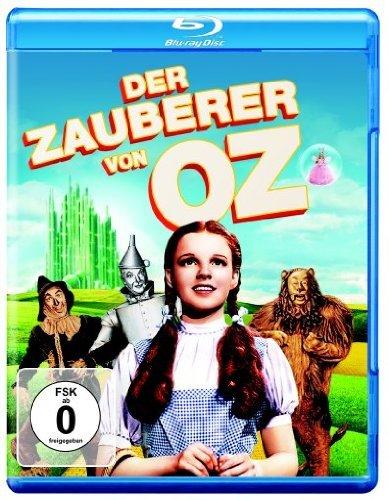 Der Zauberer von Oz - 75th Anniversary [Blu-ray] für 7,97€ @Amazon (Prime)