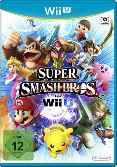 Super Smash Bros. Wii U für 39,99€ inkl bei Otto