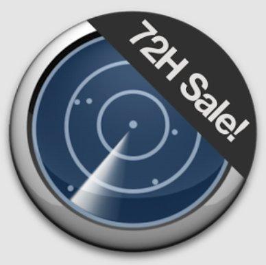 iOS/Android: Flightradar24 Pro für 0,89€ anstatt 2,69€
