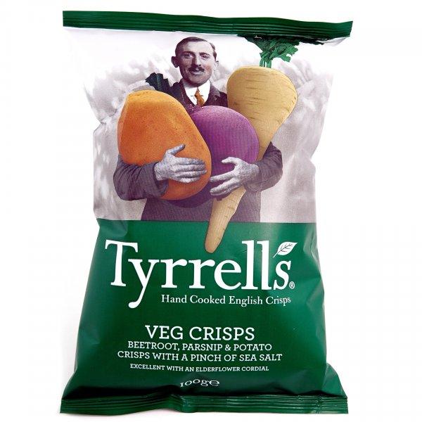 HIT (möglicherweise Bundesweit) Tyrrells Crisps für 0,99€ in Verbindung mit Scondoo