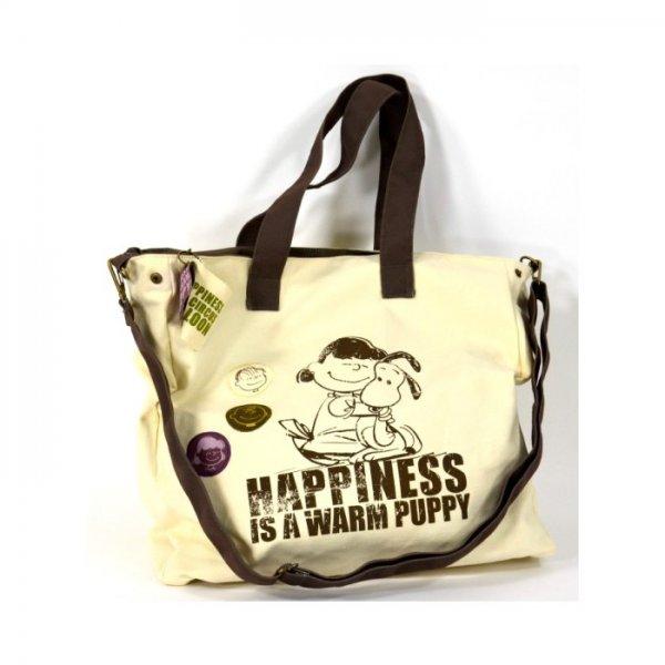 Snoopy Tasche für nur 5,49 Euro + 4,95€ VSK. statt 18,99!