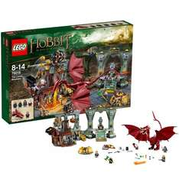 Lego 79018: The Hobbit - Der Einsame Berg (das Set mit diesem berühmten Drachen)