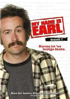 My Name Is Earl - Season 1 |  Gebraucht - Gut @ Amazon Warehousedeal