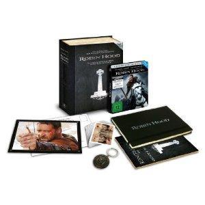 Robin Hood - Limited Collectors Box (2 Disc im Steelbook) [Blu-ray] @ Media Dealer für 19€ + 2,99€ VSK