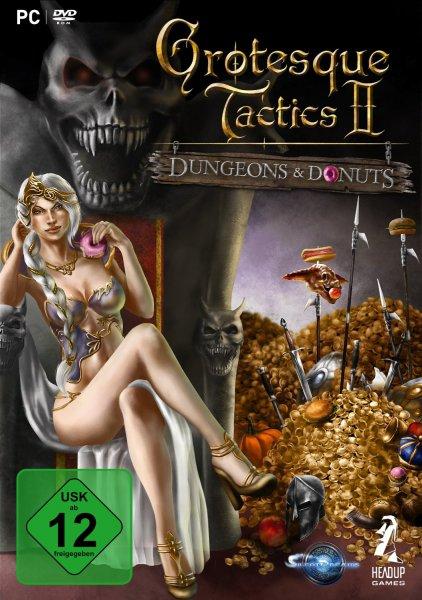 CHIP ADVENTSKALENDER 2014 - TÜR #3   Grotesque Tactics 2 - Dungeons & Donuts